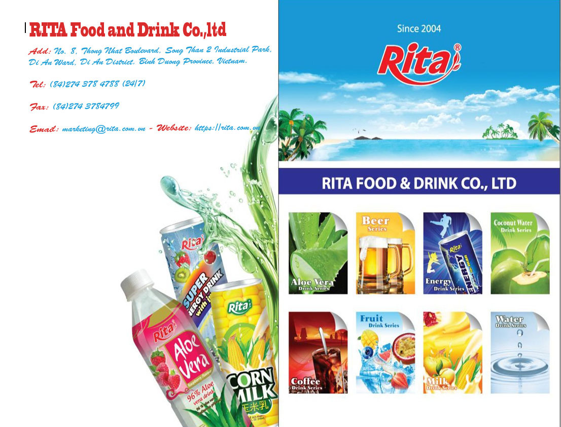 Catalog Introduction 1 from fruit juice brands