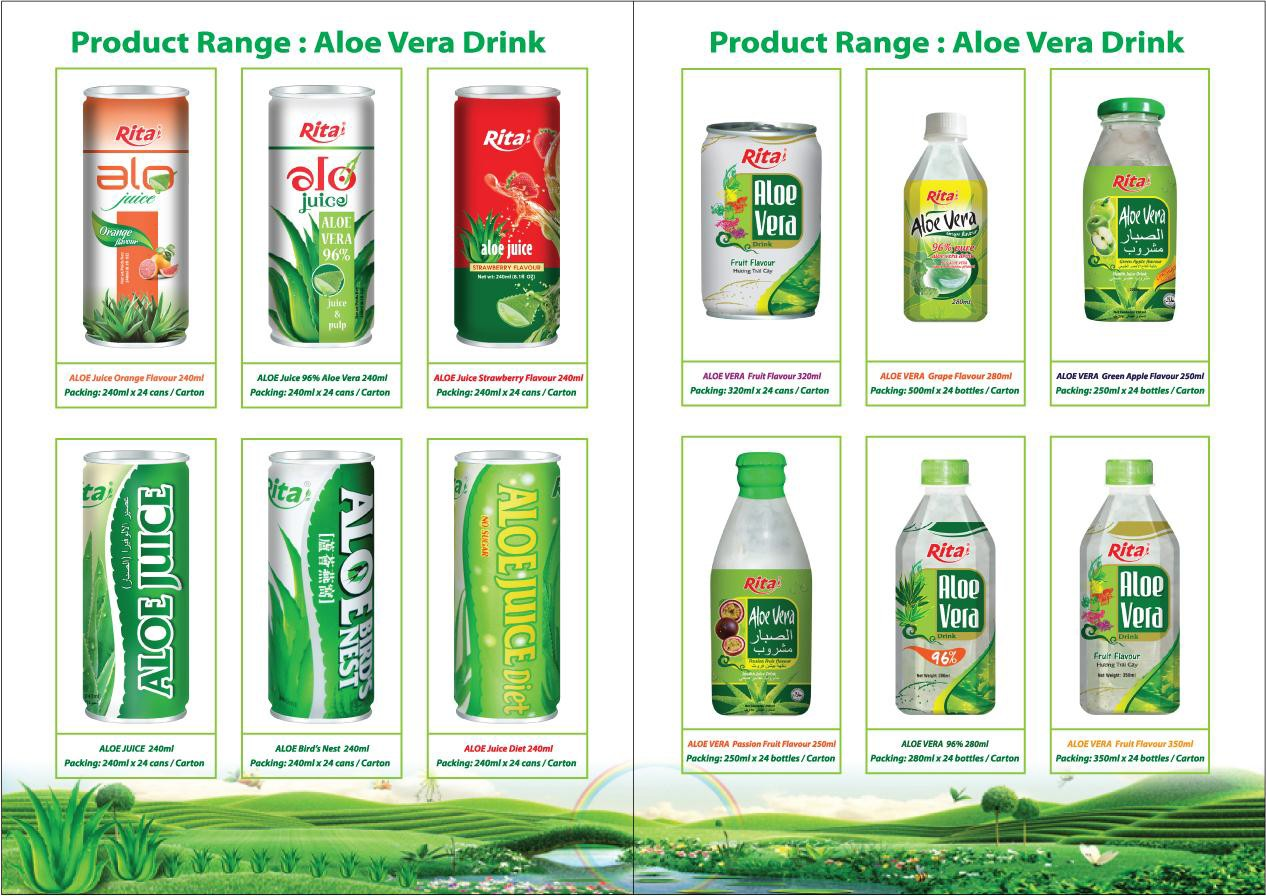 Catalog Introduction 4 from fruit juice brands