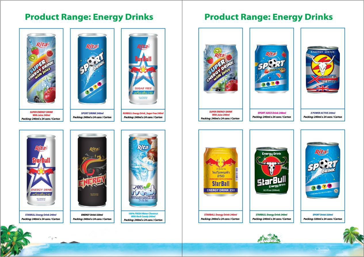 Catalog Introduction 5 from fruit juice brands