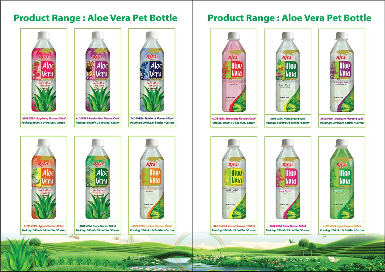 Catalog Introduction 6 from fruit juice brands