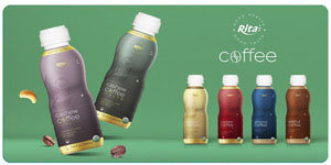 Banner Coffee Drink