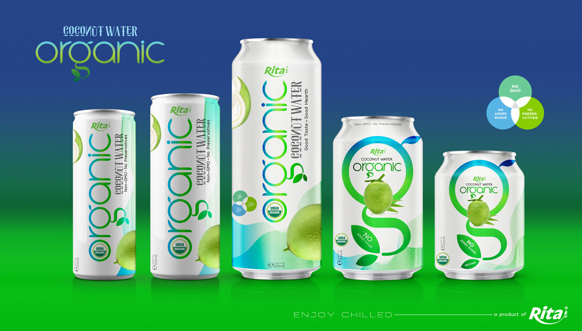 Organic coconut water 3