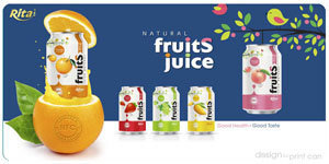 Banner Fruit Juice Products