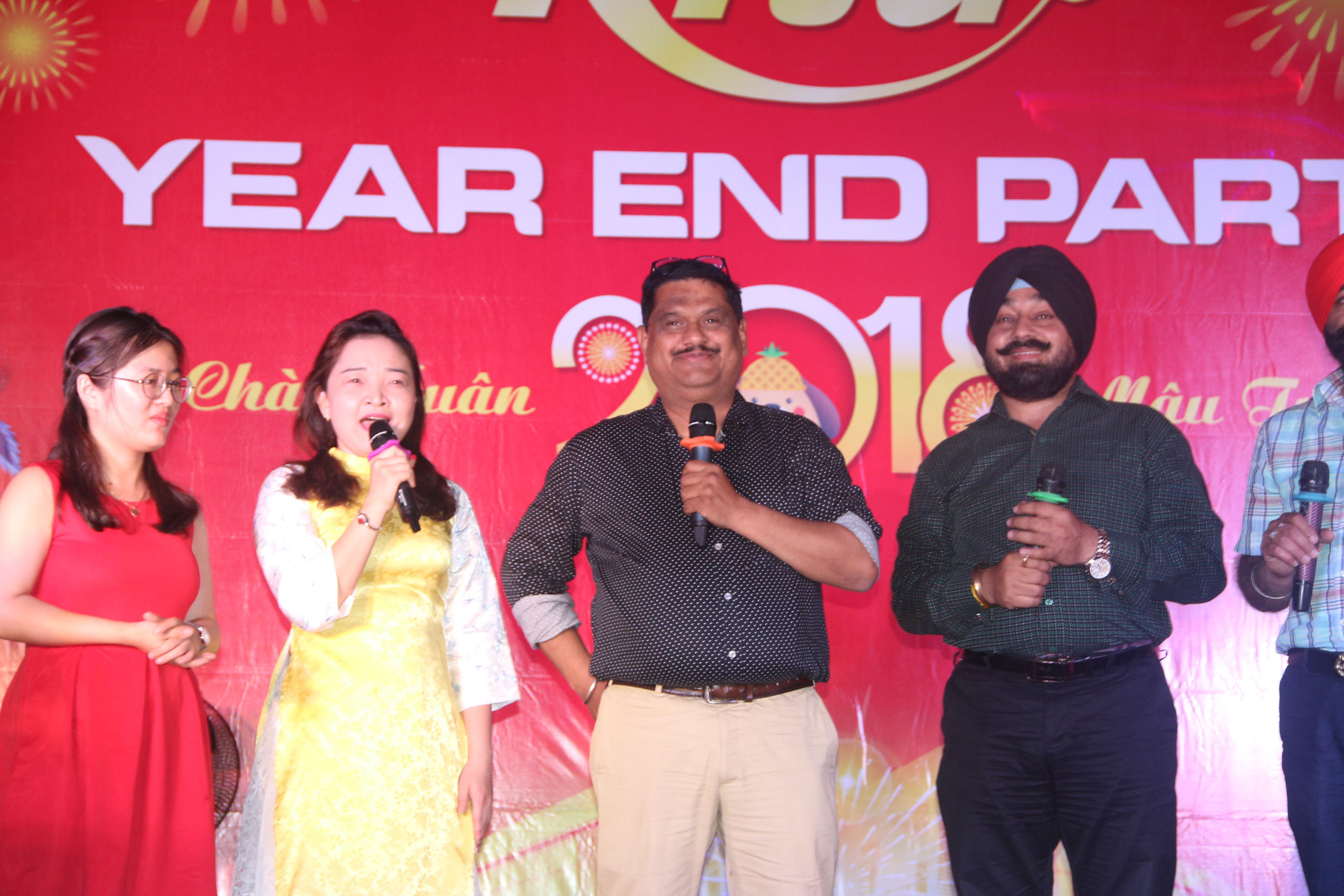 RITA Fruit Juice Manufacturing Suppliers - Party year end 2017 10