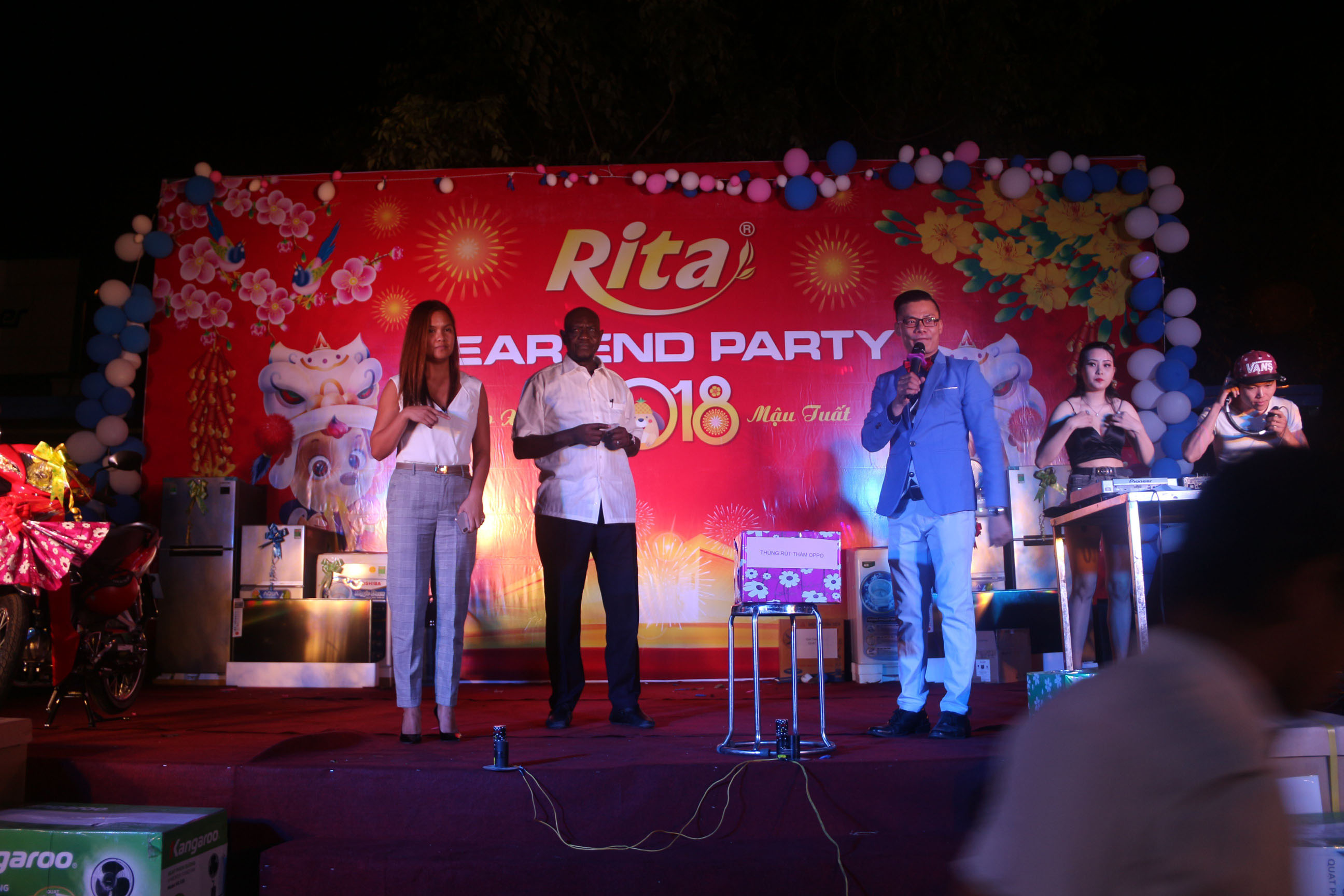 RITA Fruit Juice Manufacturing Suppliers - Party year end 2017 14
