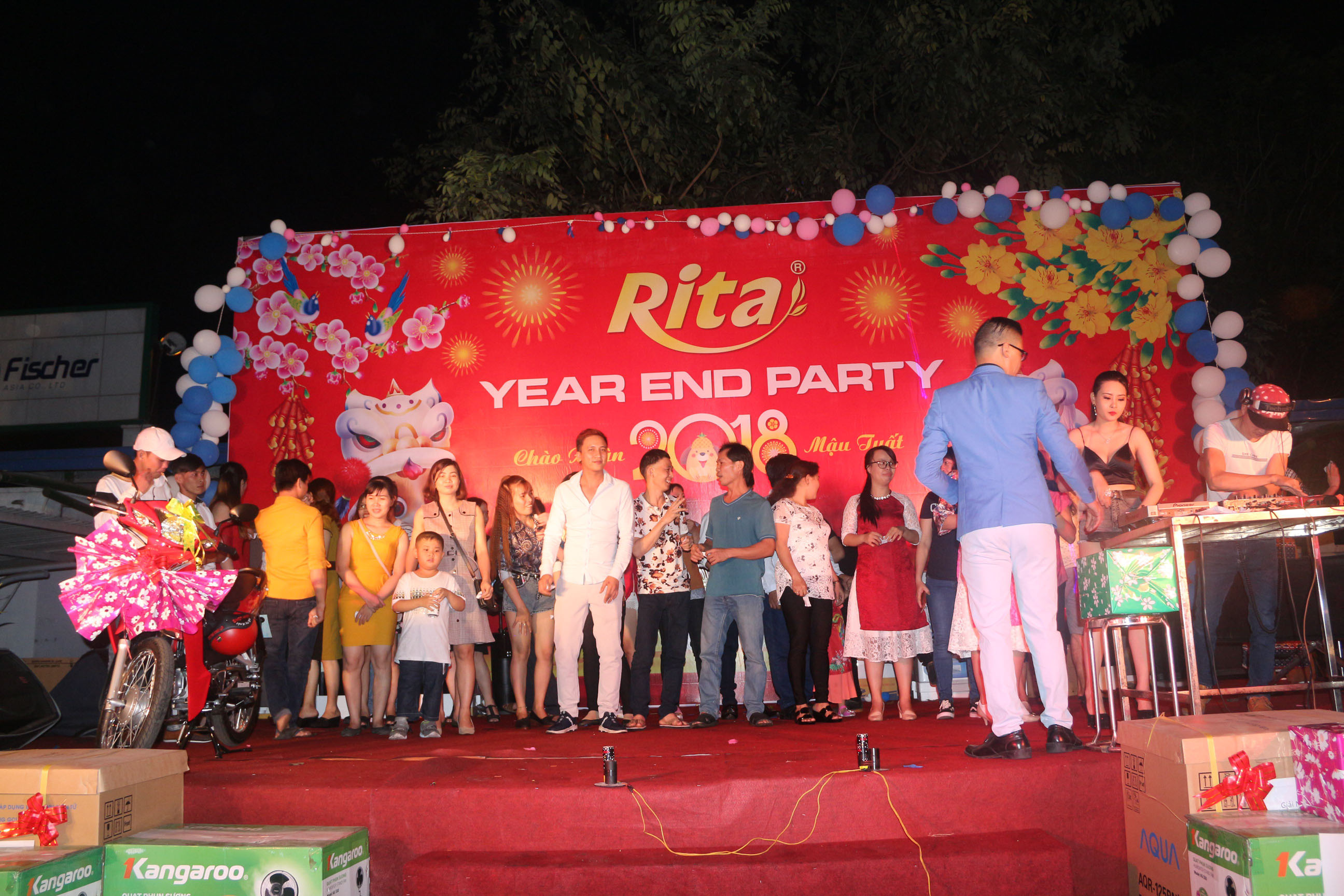 RITA Fruit Juice Manufacturing Suppliers - Party year end 2017 19