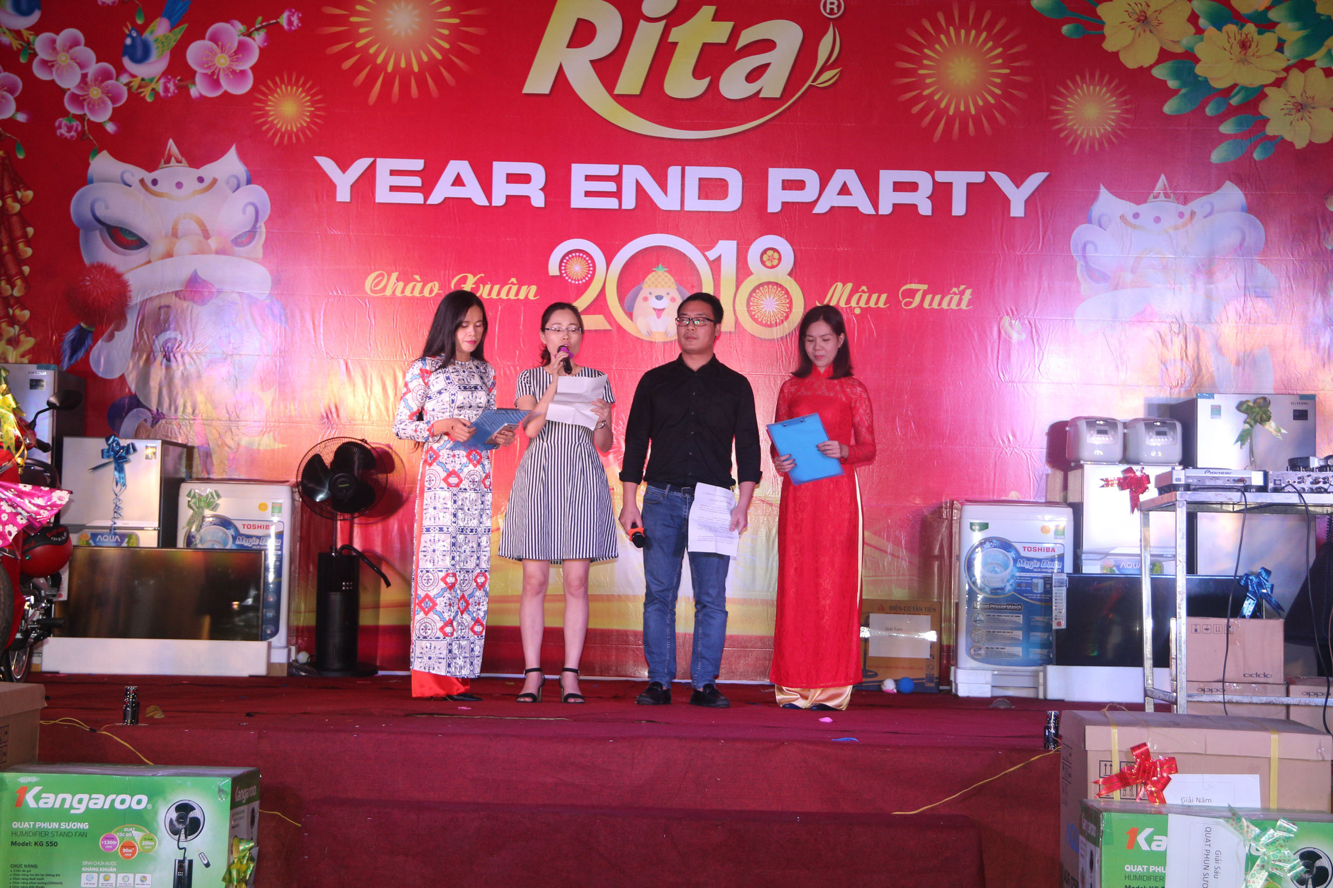 RITA Fruit Juice Manufacturing Suppliers - Party year end 2017 7