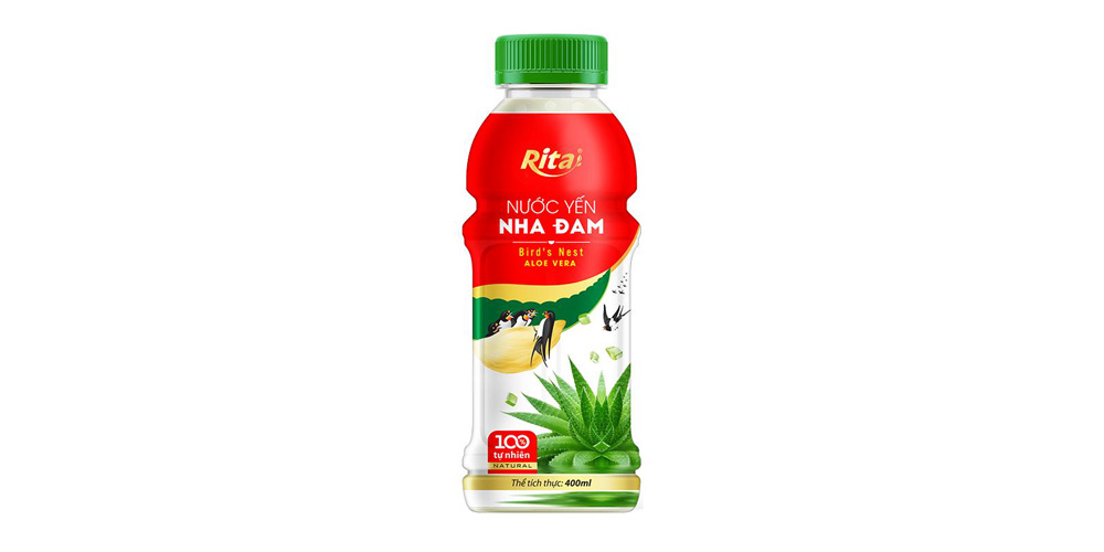 BIRDS NEST DRINK WITH ALOE VERA