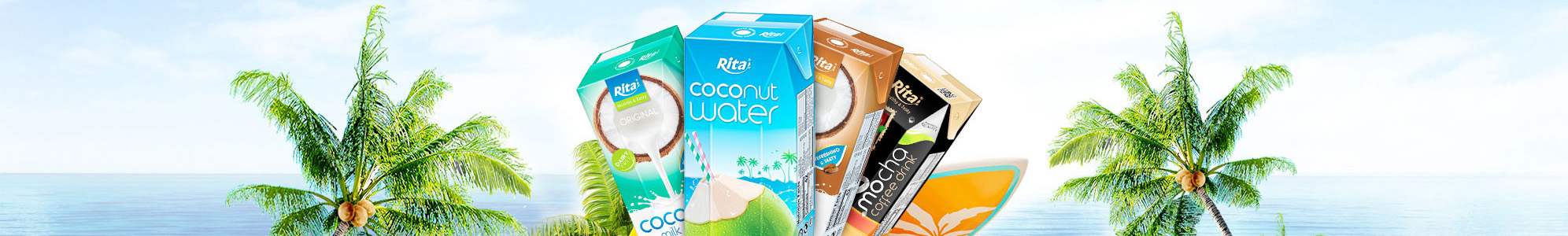 Rita coconut water