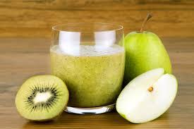 Kiwi Pear Juice