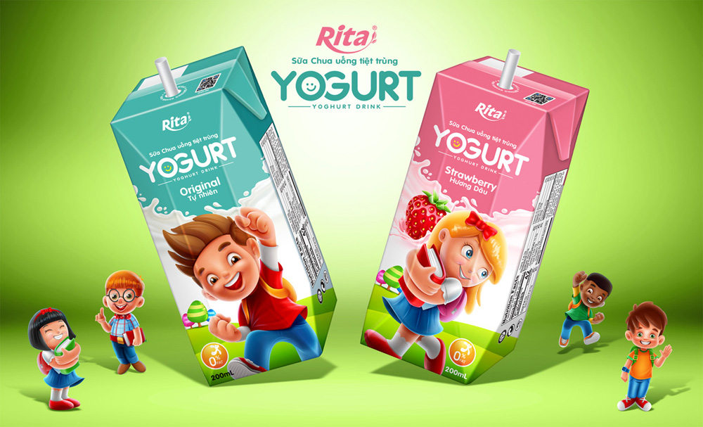Yogurt cute 01