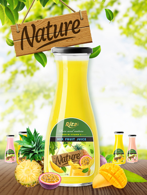 Nature fruit juice