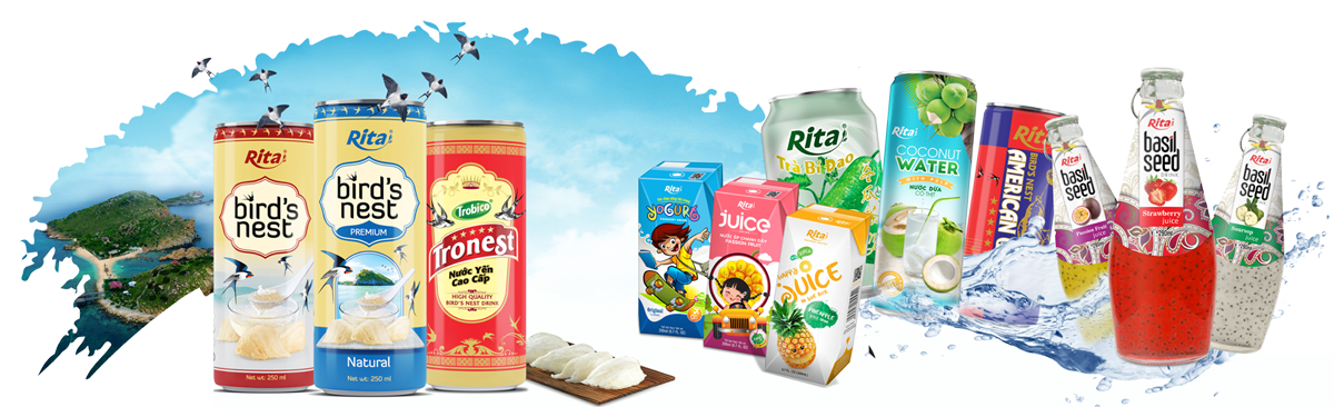 Banner products RITA beverage