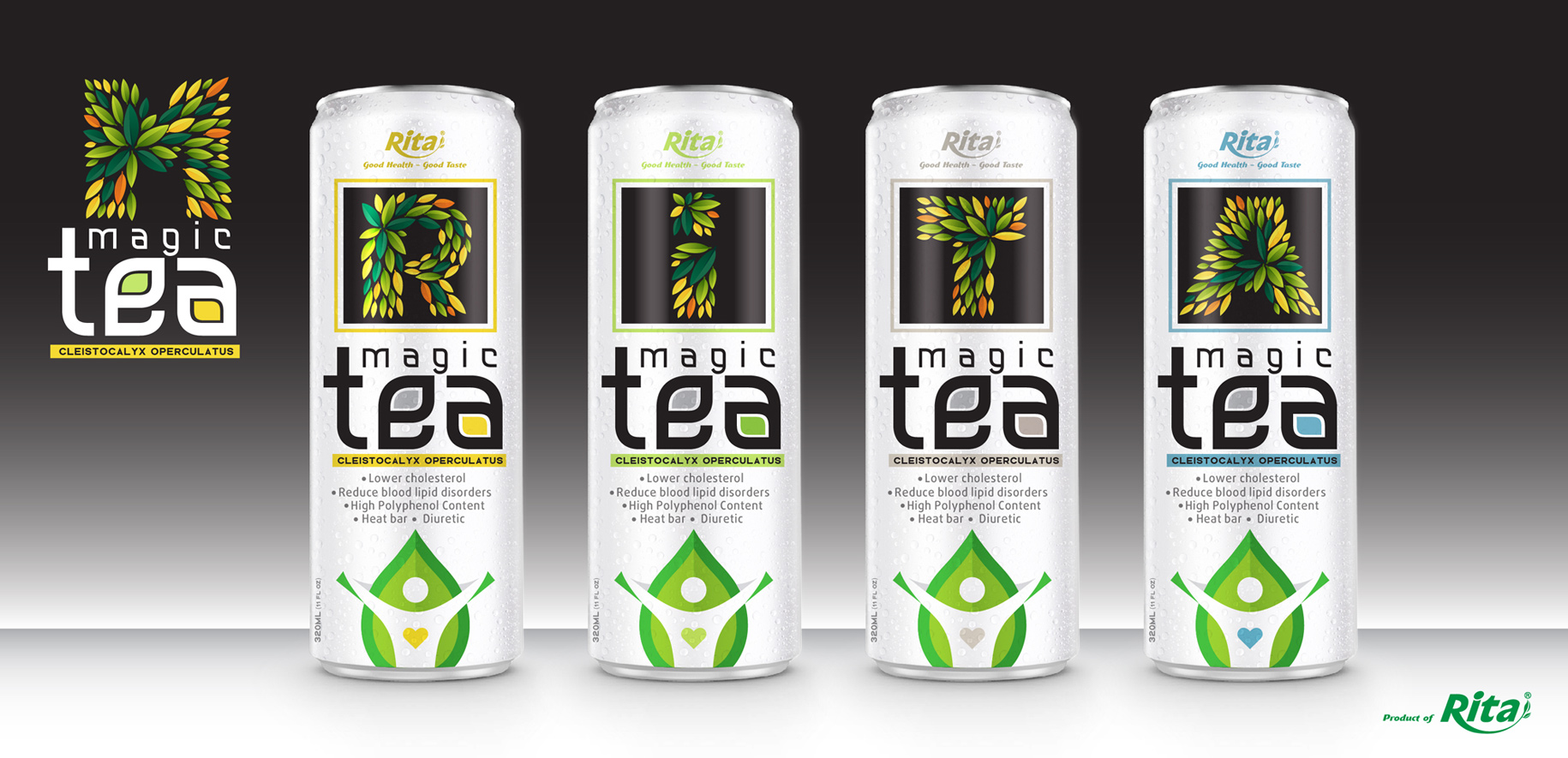 Magic tea drink 320ml