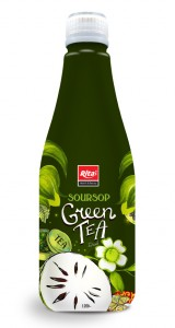 1.25L Soursop Green Tea