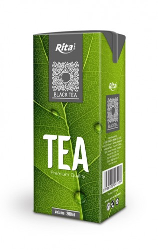 200ml Black Tea Drink