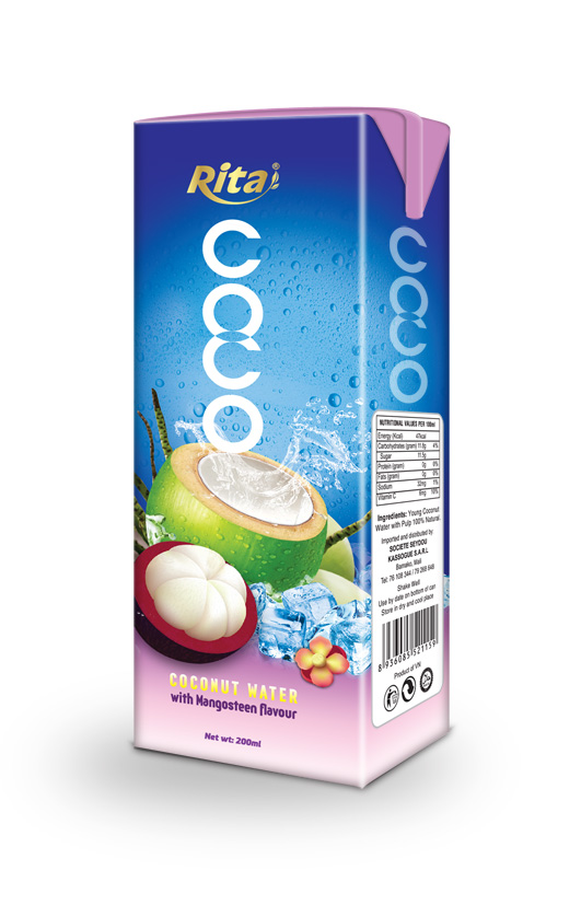 tetra pack coconut water Asked about future coconut-based product development that could fit tetra pak's system, a spokeswoman told beveragedailycom: we respond to customer needs and so far, we have been working on coconut water, milk and cream.