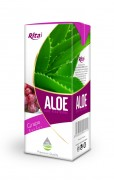 200ml Grape Flavor Aloe Vera