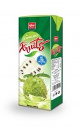 200ml Graviola Juice fruits tetra pak