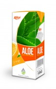 200ml Orange Flavor Aloe Vera