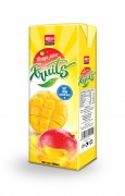 200ml mango juice Fruits tetra pak