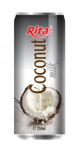 250 ml coconut milk 1