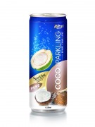 250m Alu Can Pure Sparkling Coconut Water