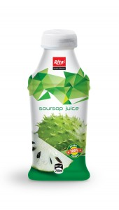 250ml Bottle Soursop Juice