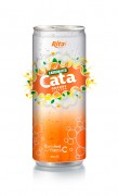 250ml Carbonated Orange Flavor Drink