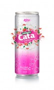250ml Carbonated Strawberry Flavor Drink