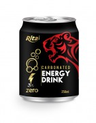 250ml Carbonated energy drink (2)