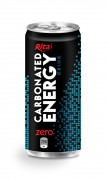 250ml Carbonated energy drink