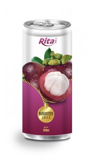 250ml canned mangosteen juice
