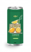 250ml carbonated lemon drink low sugar