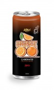 250ml carbonated orange drink