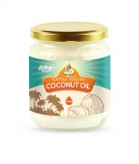 250ml extra virgin coconut oil 2