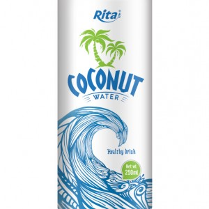 250ml Canned Coconut Water