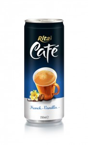 250ml Canned French Vanilla Coffee