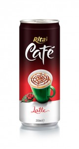 250ml Canned Latte Coffee