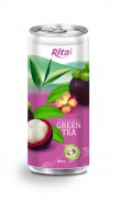 250ml Canned Mangosteen Green Tea