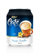 250ml French vinalla Coffee drink