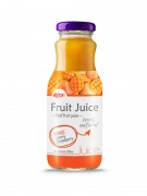 250ml Glass Bottle Mango Juice