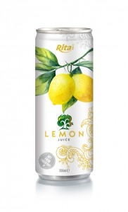 250ml Lemon Fruit Juice