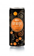 250ml Natural Orange Fruit Juice