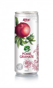 250ml Pomegranate Fruit Juice