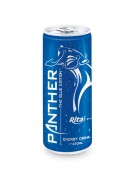250ml Slim Can The Blue Edition Energy Drink