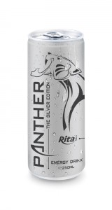 250ml Slim Can The Silver Edition Energy Drink