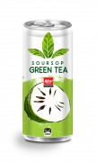 250ml Soursop Green Tea