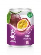250ml  passion juice short can
