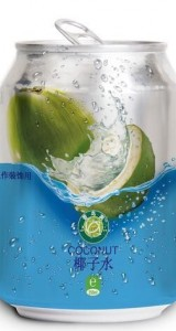 250ml alu coconut drink 1
